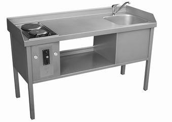 Tischen, Waschbecken