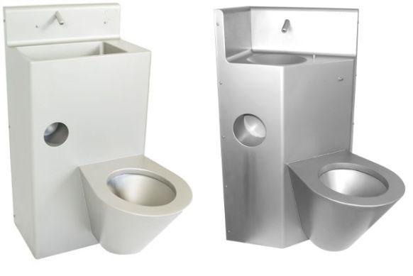Sicherheits-Kombi-Set – Toilette und Waschbecken ...